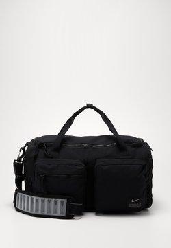 Nike Performance - UTILITY POWER DUFF UNISEX - Sports bag - black/enigma stone
