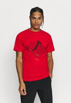 Mammut - MOUNTAIN - T-Shirt print - magma