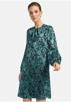 Uta Raasch - Cocktailkleid/festliches Kleid - smaragd/schwarz
