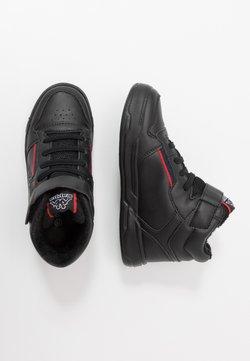 Kappa - MANGAN II ICE - Sportschoenen - black/red