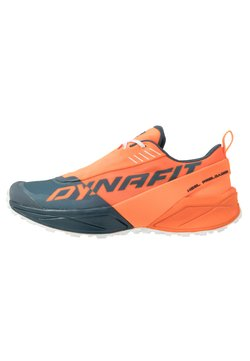 Dynafit - ULTRA 100 - Zapatillas de trail running - shocking orange/orion blue