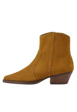 Mango - CRUCE - Ankle Boot - tobacco-braun