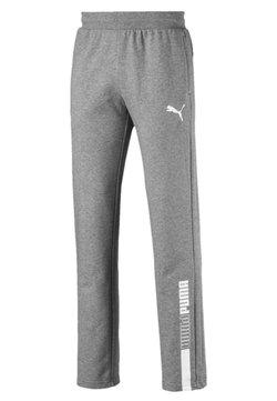 Puma - Jogginghose - medium gray heather