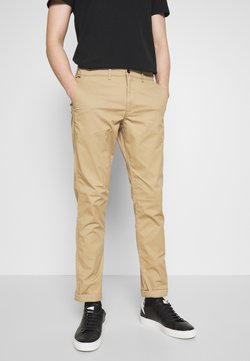 Abercrombie & Fitch - BASIC - Chinot - beige