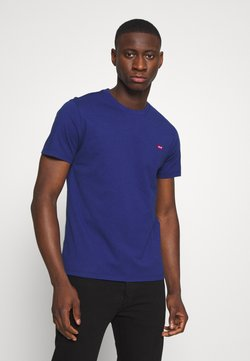 Levi's® - ORIGINAL TEE - T-shirt basic - dark blue