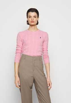 Polo Ralph Lauren - JULIANNA  - Strickpullover - course pink