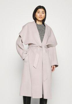 IVY & OAK - BATHROBE COAT - Klassinen takki - light grey