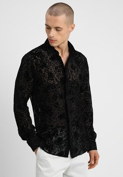Twisted Tailor - HOBBES SHIRT REGULAR FIT - Skjorter - black