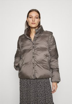 Gestuz - KADI JACKET - Winterjacke - earth