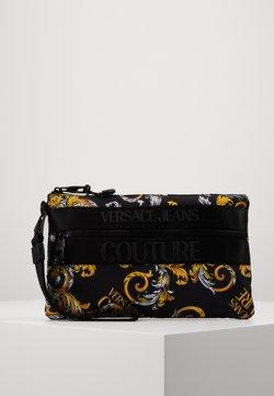 Versace Jeans Couture - Sac bandoulière - black/gold