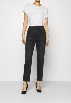 Wrangler - MOM  - Jeans Straight Leg - night fever