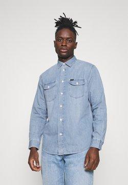 Lee - WORKER - Shirt - frost blue