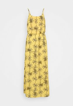 ONLY - ONLNOVA LUX STRAP MAXI DRESS - Maxikleid - misted yellow