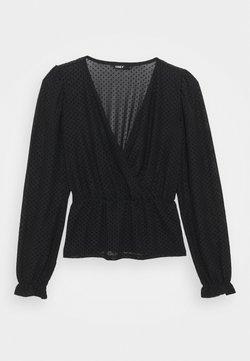 ONLY - ONLCAMMI - Pitkähihainen paita - black