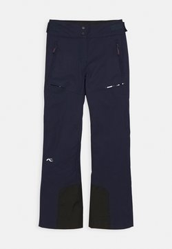 Kjus - GIRLS CARPA PANTS - Täckbyxor - atlanta blue