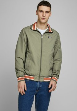 Jack & Jones - Bomberjacke - dusty olive