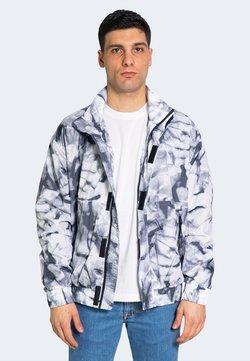 Calvin Klein Jeans - AOP - Giubbotto Bomber - grey