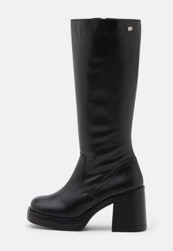 Musse & Cloud - WINY - Platform boots - new black