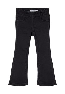 Name it - Bootcut jeans - black
