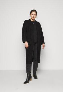 Pieces Curve - PCSANDRA  - Vest - black