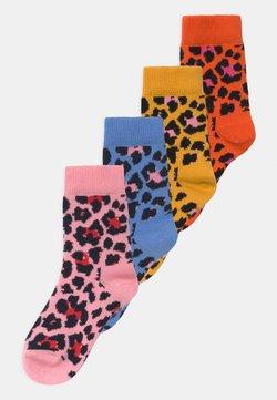 Happy Socks - EXCLUSIVE LEO 4 PACK UNISEX - Chaussettes - multi