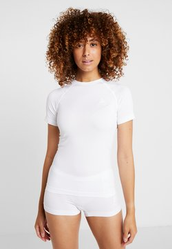 ODLO - CREW NECK PERFORMANCE LIGHT - Camiseta interior - white