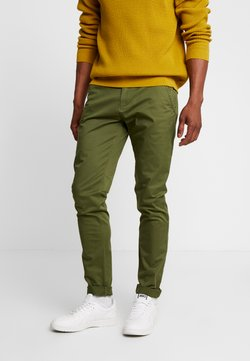 Tommy Jeans - SCANTON PANT - Chinot - cypress