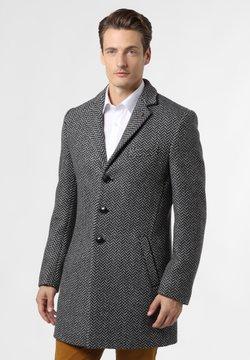 FINSHLEY & HARDING LONDON - CHRISTOPHER - Klasyczny płaszcz - schwarz