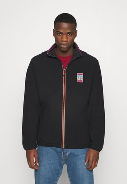 adidas Originals - SPORTS INSPIRED TRACK T - Veste polaire - black