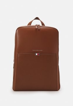 Tommy Hilfiger - BUSINESS BACKPACK UNISEX - Zaino - brown