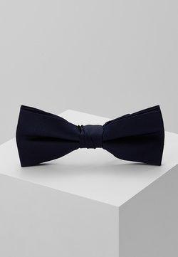 CK Calvin Klein - SOLID BOW TIE - Fliege - blue