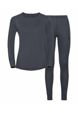ODLO - SET  - Unterhose lang - blau