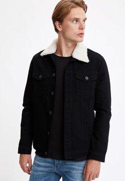 DeFacto - Veste en jean - black