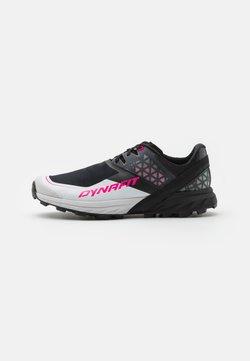 Dynafit - ALPINE DNA  - Zapatillas de trail running - black out/pink glow