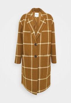 Madewell - ELMCOURT COAT  - Classic coat - cedar windowpane