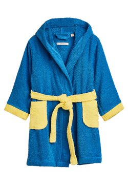 Esprit - Bademantel - blue/yellow