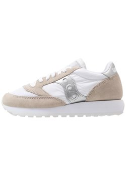 Saucony - JAZZ VINTAGE - Sneaker low - white/silver