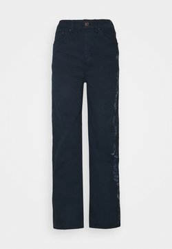 BDG Urban Outfitters - PUDDLE  - Jeans Straight Leg - blue