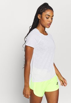 Sweaty Betty - BREEZE RUNNING - T-shirt basic - white