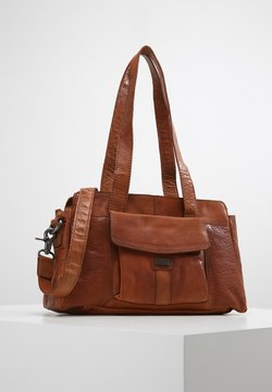 Spikes & Sparrow - Handtasche - brandy