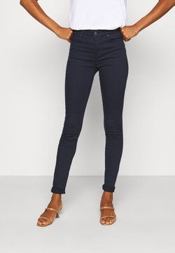 Vero Moda Tall - VMHOT SEVEN PUSH UP PANTS - Slim fit jeans - night sky