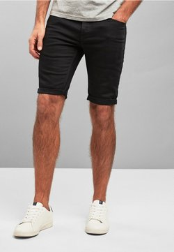 Next - Jeans Shorts - anthracite