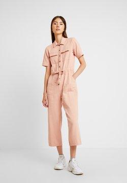 Miss Selfridge - UTILITY CULOTTE - Overall / Jumpsuit /Buksedragter - pink