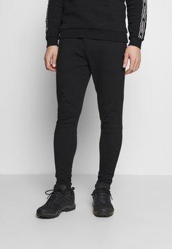 Endurance - MOREL PANTS - Jogginghose - black