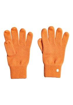 Roxy - WANT THIS MORE - Fingerhandschuh - sunburn