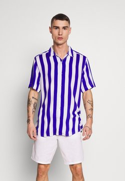 Only & Sons - ONSCARTER STRIPED - Camisa - clematis blue