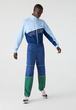 Lacoste LIVE - Jogginghose - vert / bleu