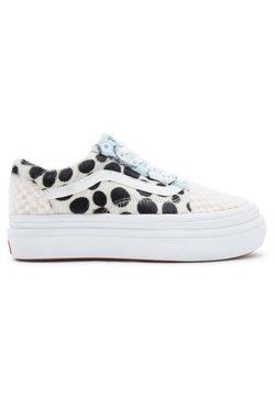 Vans - UA Super ComfyCush Old Skool - Sneakers - mixed cozy multi/tr wht