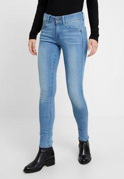 G-Star - LYNN MID SUPER SKINNY  - Jeans Skinny Fit - sun faded blue