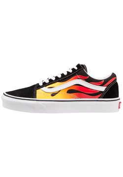 Vans - UA OLD SKOOL - Sneaker low - black/true white